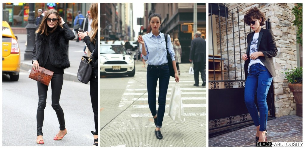 skinny style NYC