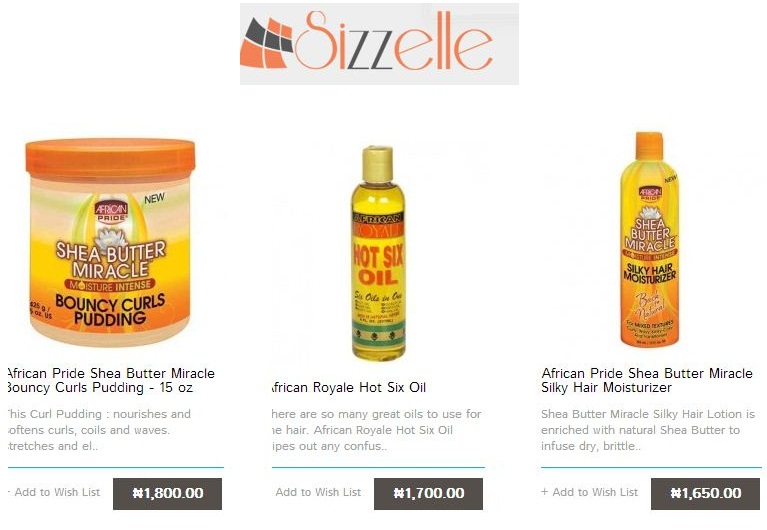 For Curly Girls 4 Natural Hair Stores That Deliver To Your Nigerian Home Blackfabulousityblackfabulousity
