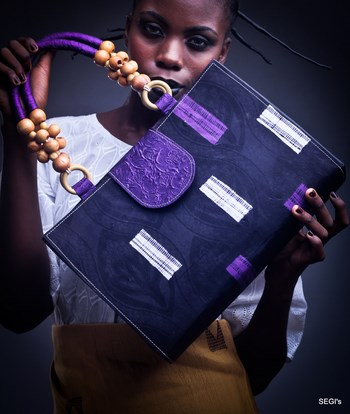 SEGI's Didenwe Bag (Purple)