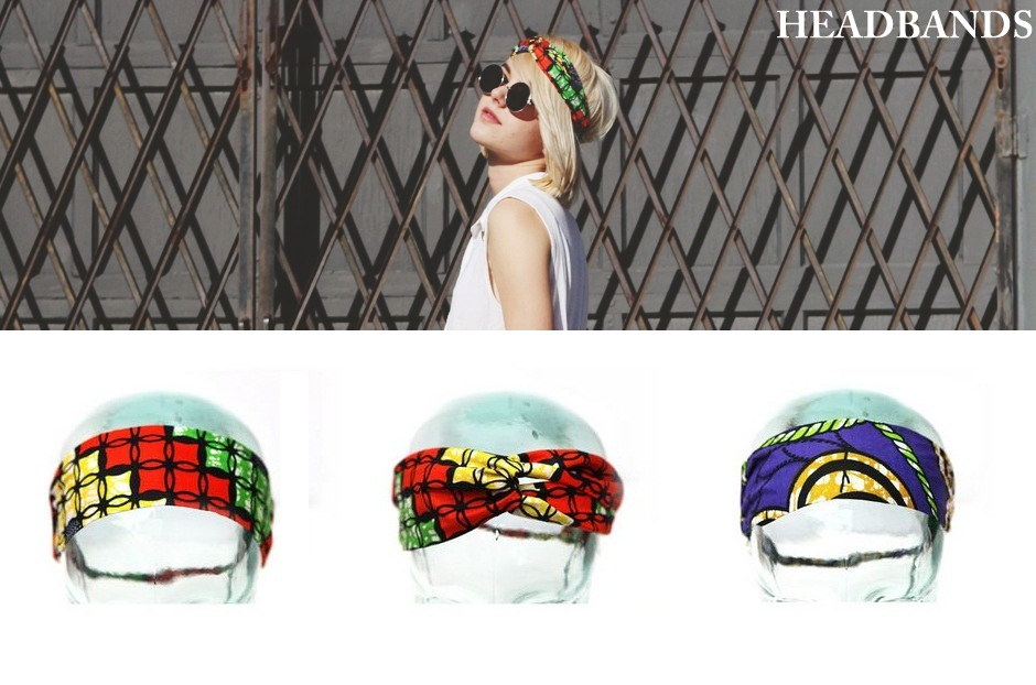 headbands from della