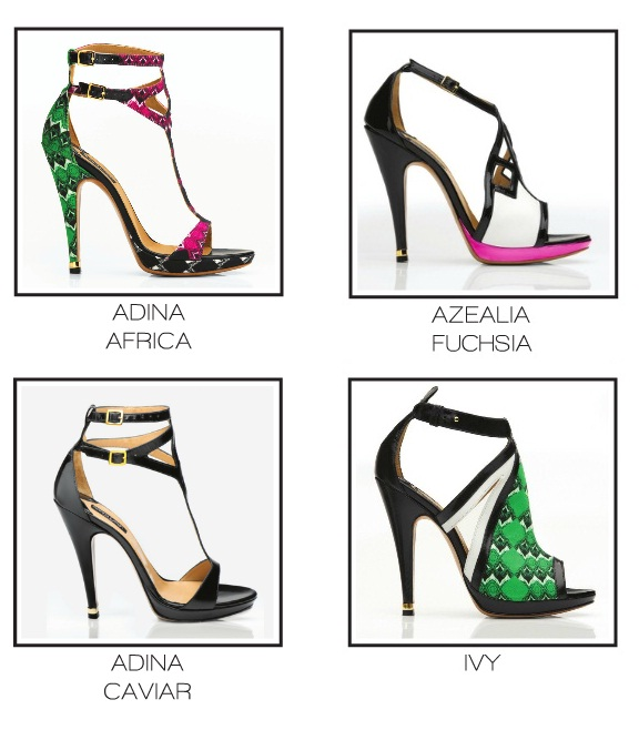 adara leigh african inspired shoes