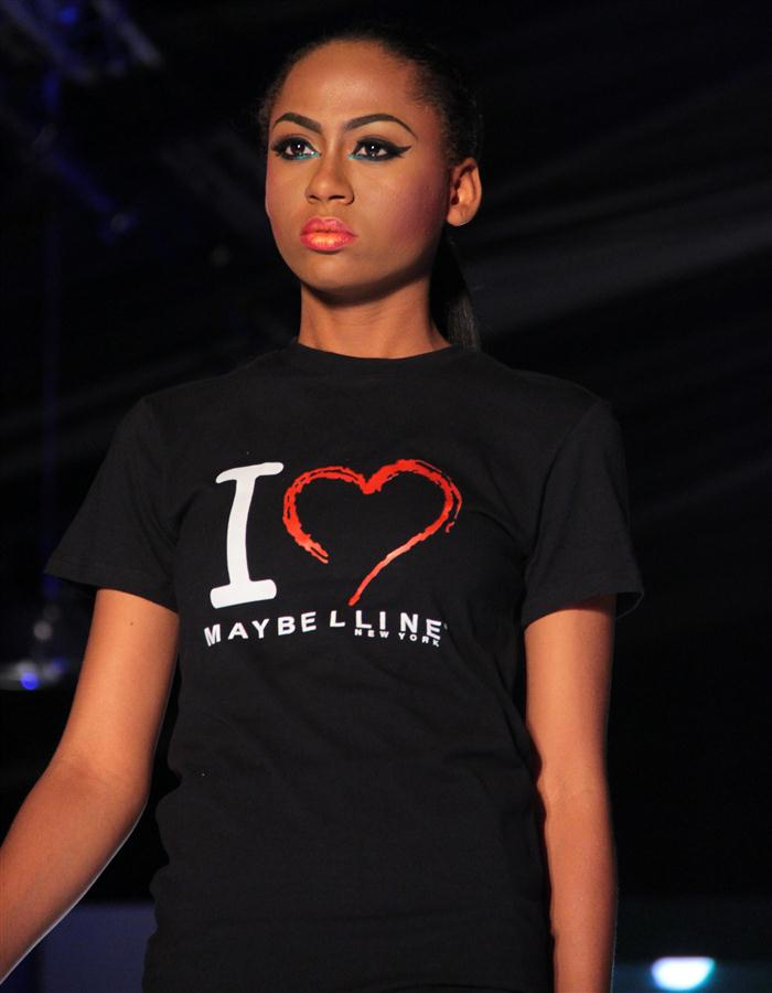 makeup showcase at LFDW2013 by maybelline newyork (4)