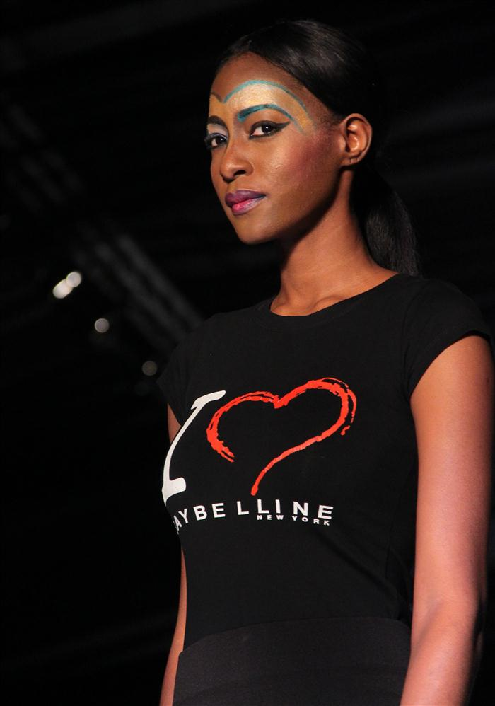 makeup showcase at LFDW2013 by maybelline newyork (6)