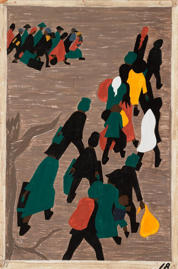 the great migration_art series_jacob lawrence (18)