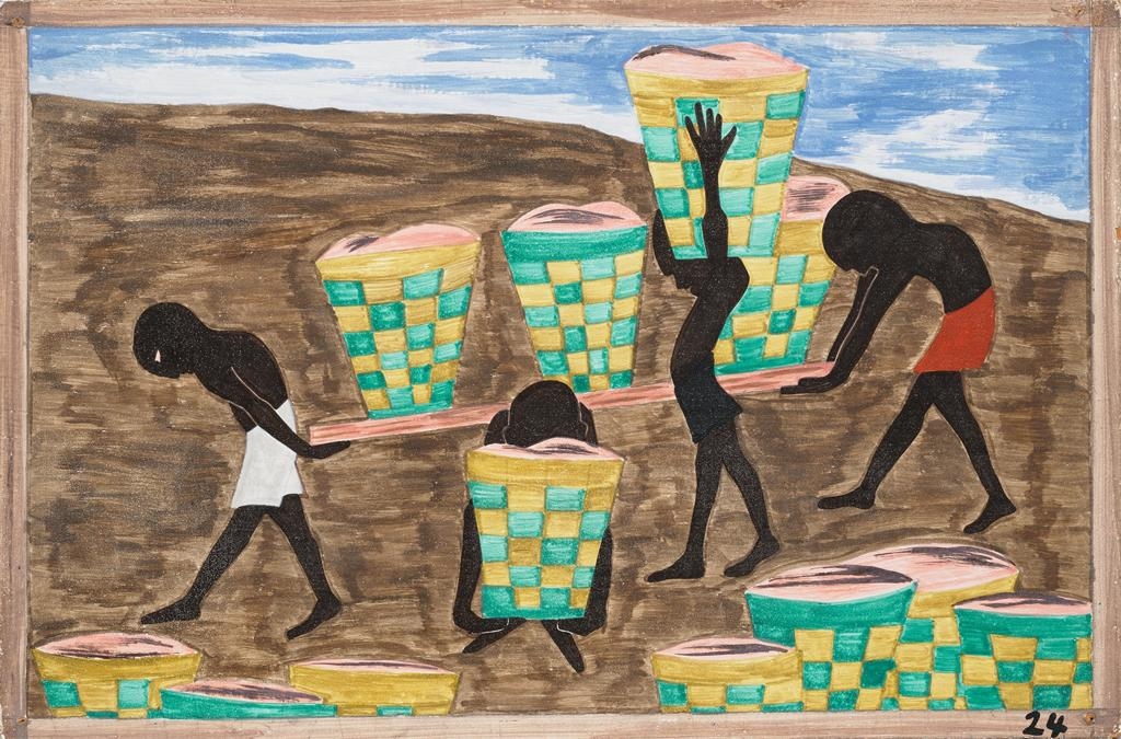 the great migration_art series_jacob lawrence (24)