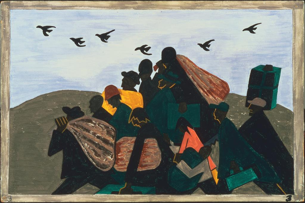 the great migration_art series_jacob lawrence (3)