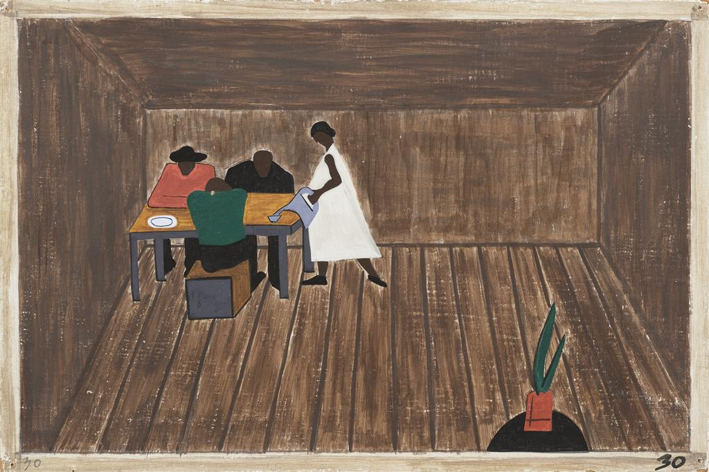 the great migration_art series_jacob lawrence (30)