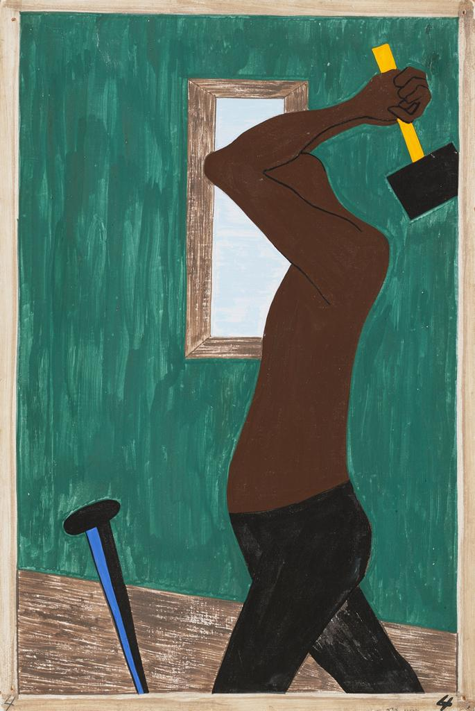 the great migration_art series_jacob lawrence (4)