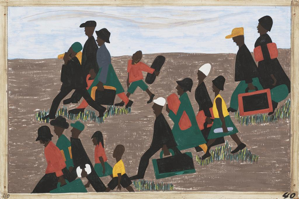 the great migration_art series_jacob lawrence (40)