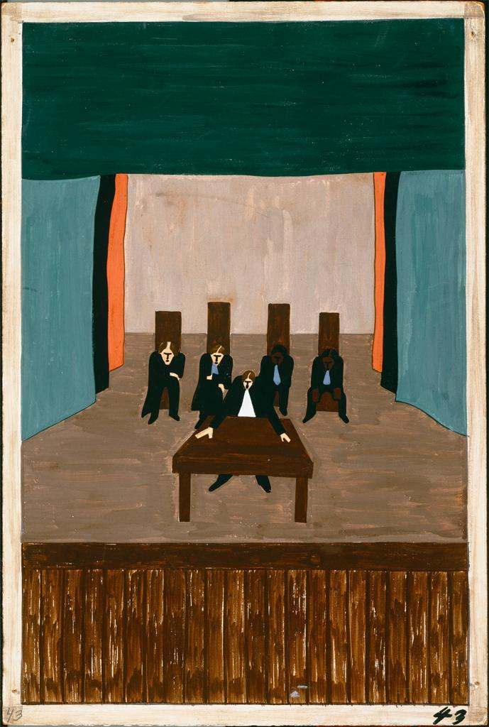 the great migration_art series_jacob lawrence (43)