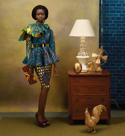 vlisco hommage l'art collection (2)