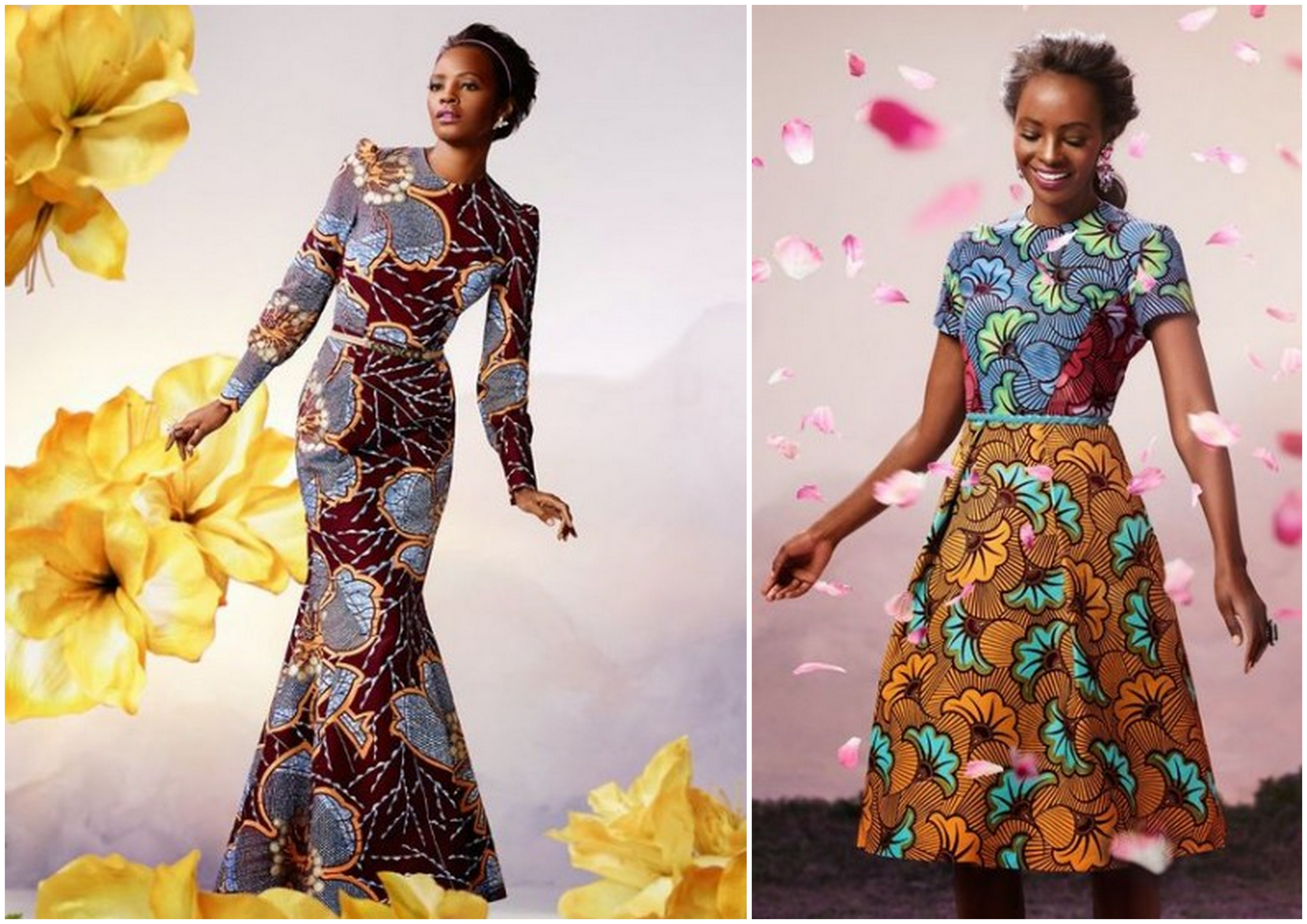 Vlisco Fashion Show Paris Bing Images