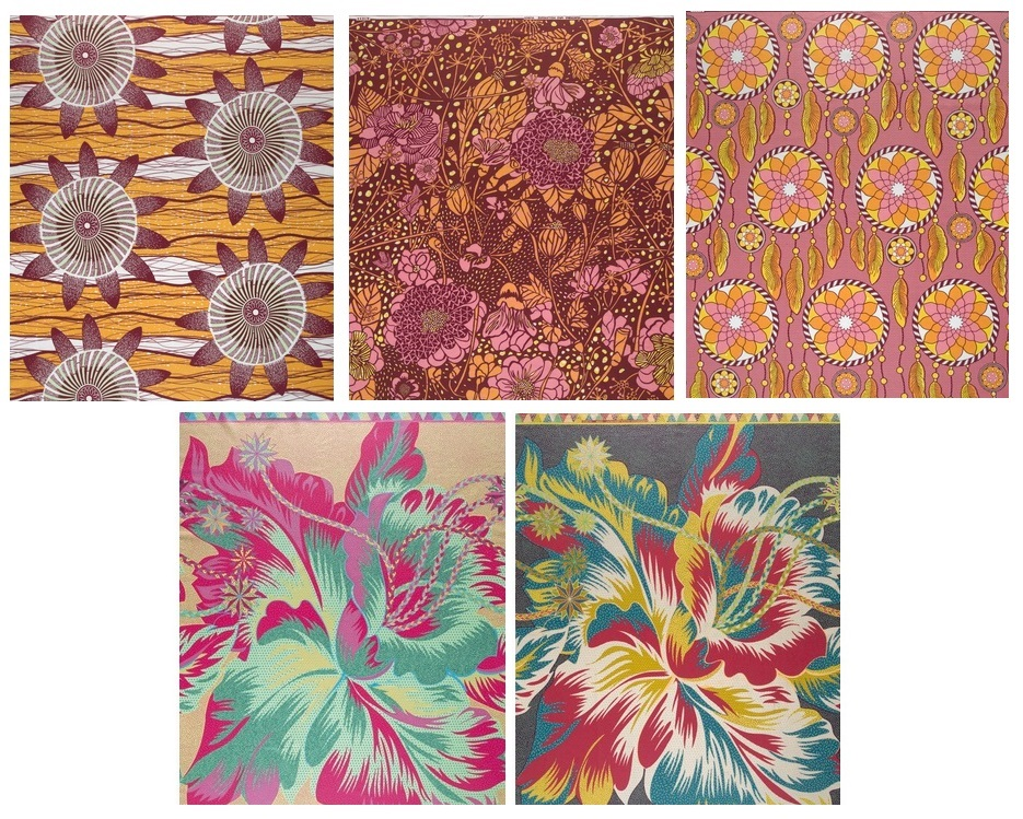 buy vlisco african print fabrics for sale