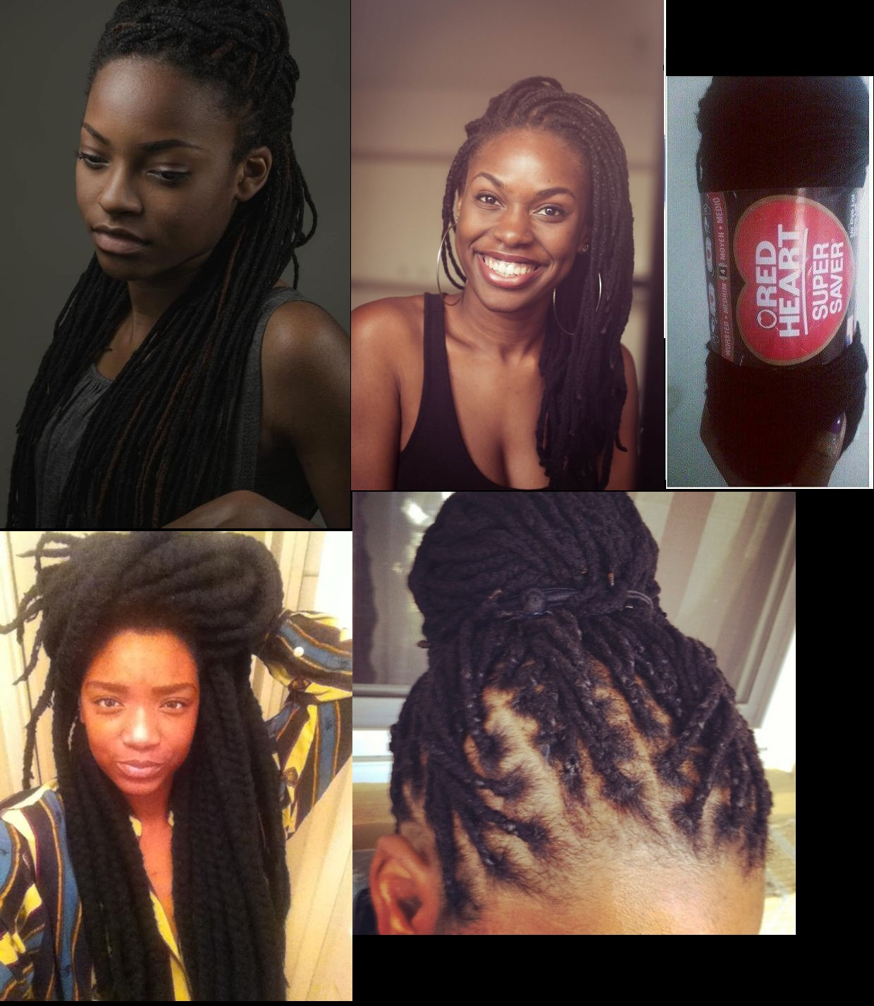 5 protective braids styles you can do yourself easy yarn braids style for natural hair easy tutorial protective style solutioingenieria Image collections