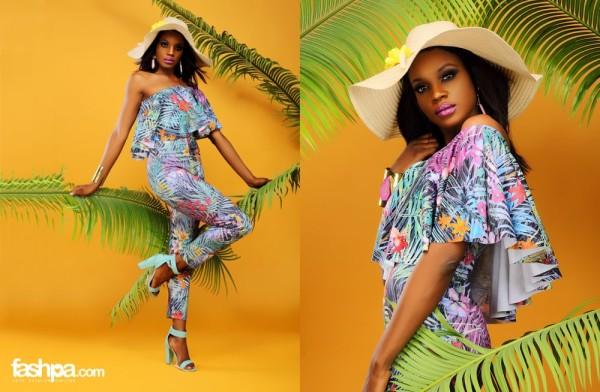 Tropical clothing stores