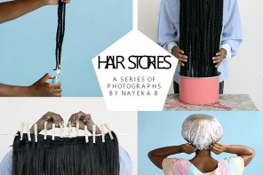 'Hair Stories' — Nayeka Brown