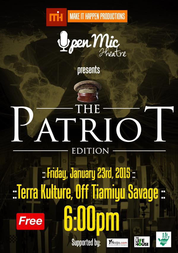 the+patriot+open+mic+peotry+lagos+nigeria+weekend+mashup