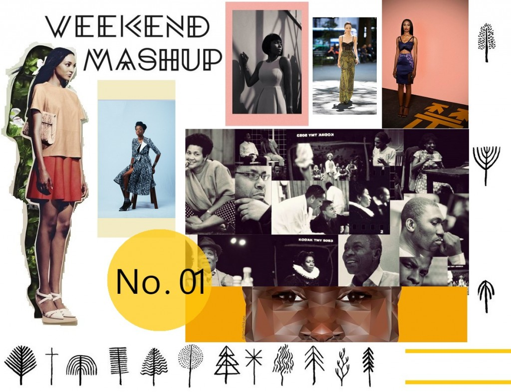 weekend mashup+african+fashion+blog