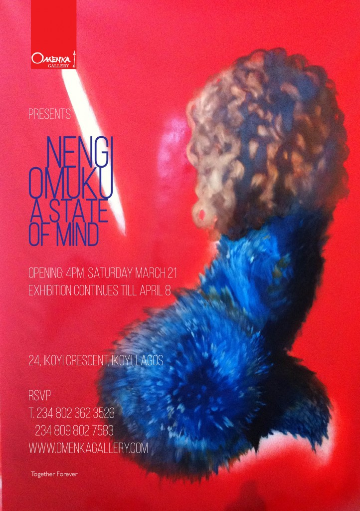 art-exhibition-lagos-march-2015-omenka-gallery-african-nigerian-contemporary -artist-Nengi-Omuku