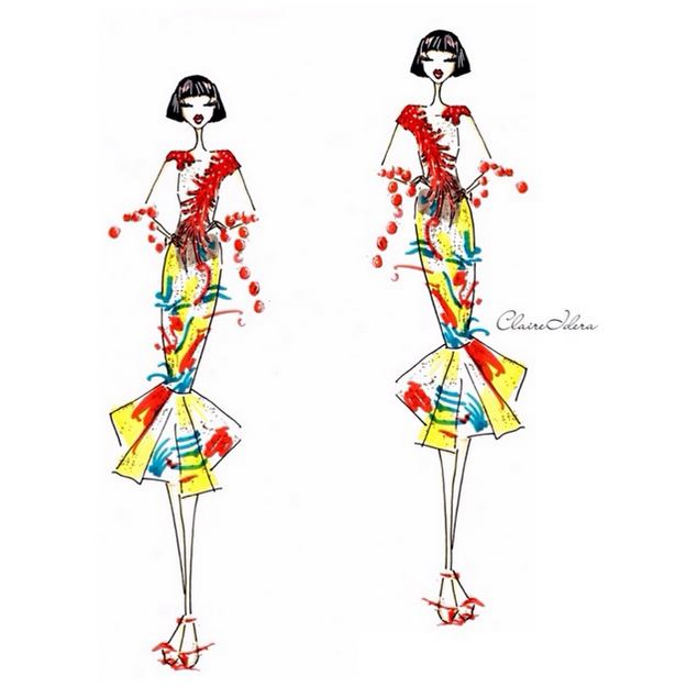 nigerian-african-art-fashion-illustrator-illustrations-claire-idera (15)