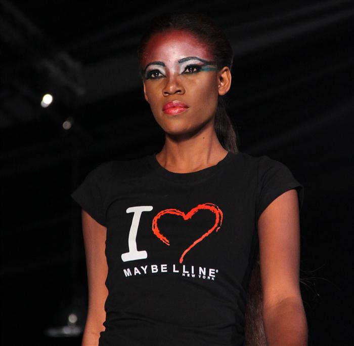 makeup showcase at LFDW2013 by maybelline newyork (8)