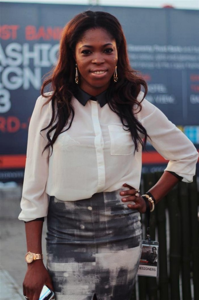 street style at lagos fashion and design week 2013 (10)