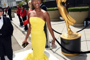 A Color Affair At The Emmys