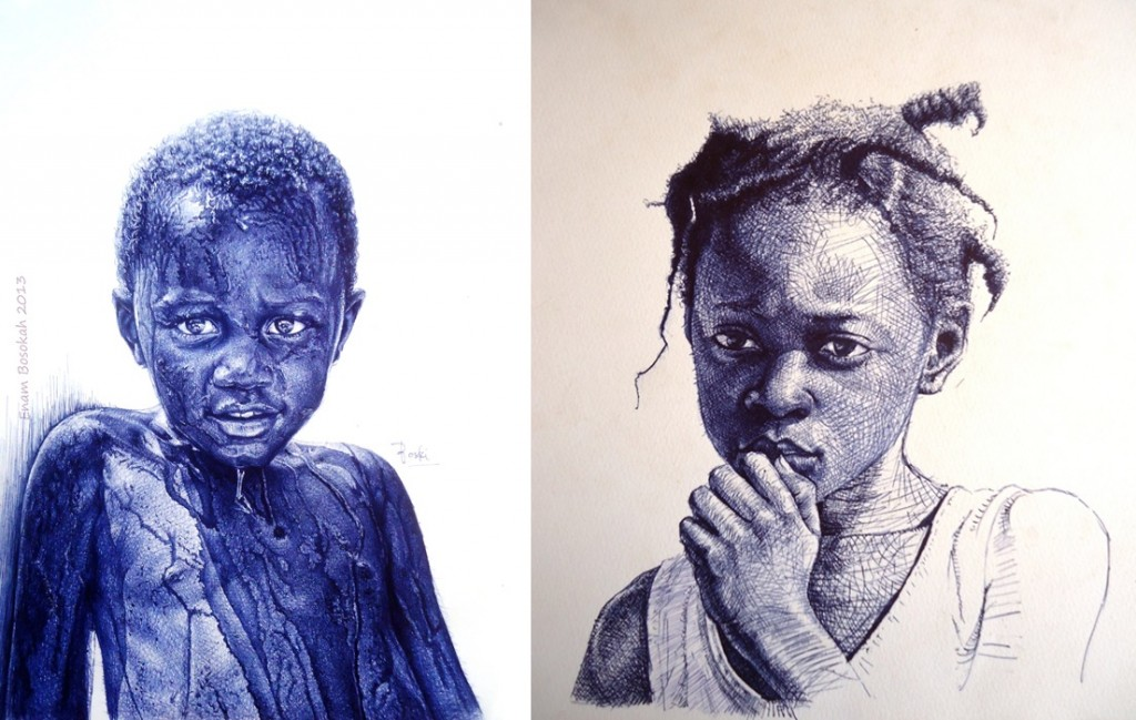 enam_bosokah_ghanian_african_artist_biro_ball_point_pen_art_amazing_blog_